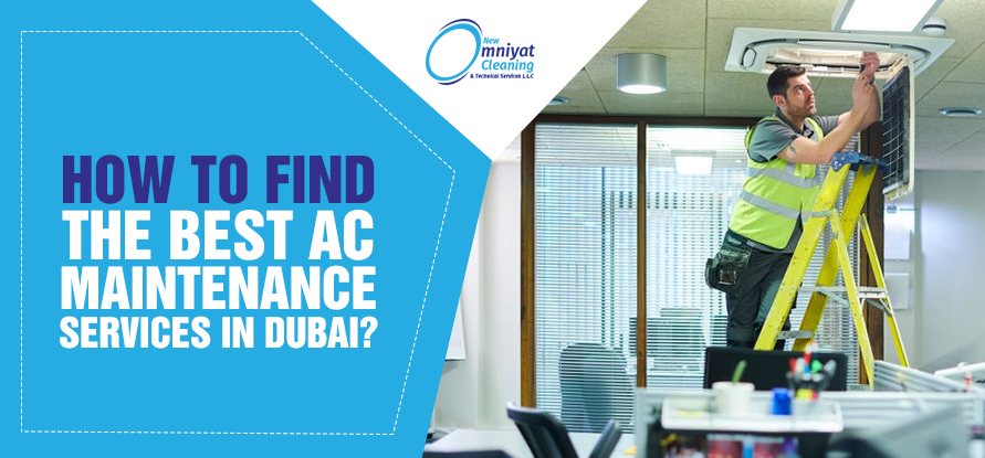 ac maintenance services in dubai