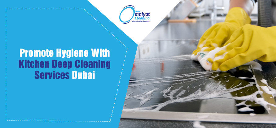 kitchen deep cleaning services dubai