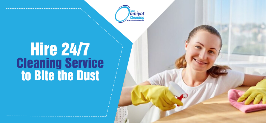 24/7 cleaning service dubai