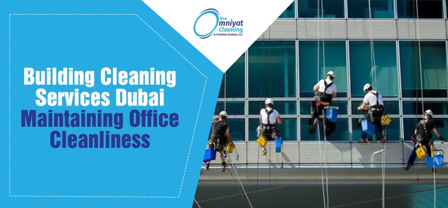 building cleaning services dubai