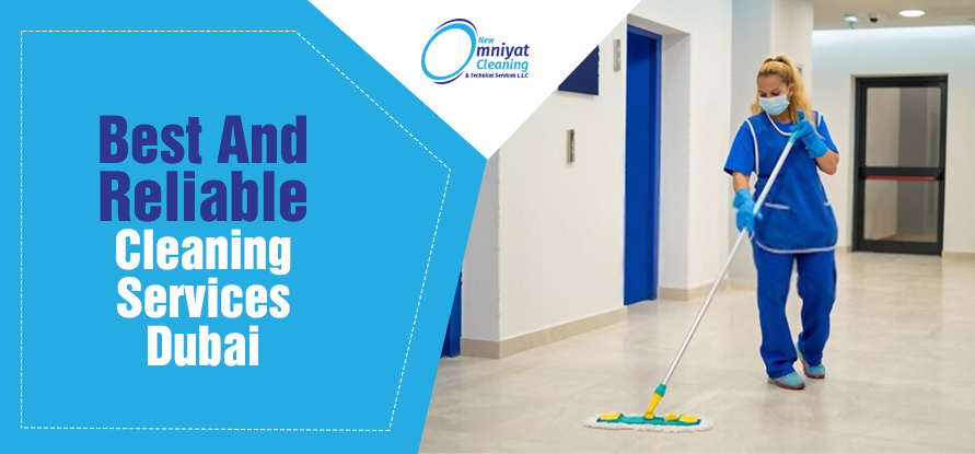 best and reliable cleaning services dubai