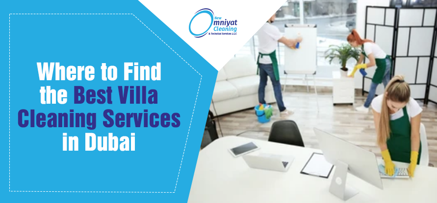 best villa cleaning services in dubai